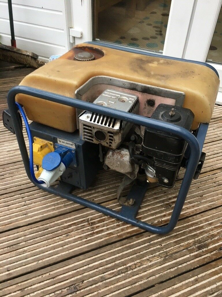 Honda Generator 2 5Kva | in Plymouth, Devon | Gumtree