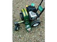 MacKissic Mighty Mac 4 stroke petrol leaf blower