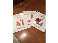 Baby & toddler Shirley Hughes learning books , new and unread