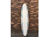 """Surfboard Minimal Longboard 7ft 6"""""""
