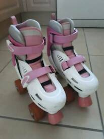 SFR lightening storm adjustable skates size 12-2