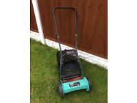 Lawnmower manual push mower £15