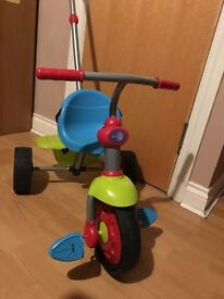 Little boys trike