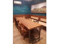 Free meeting room / conference room available in Starbucks Crawley