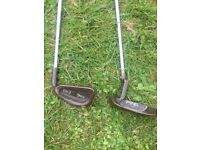 PING BERYLLIUM COPPER GOLF CLUBS - Highly Collectable