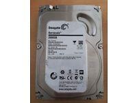 Seagate Desktop HDD ST2000DM001 SATA Internal Hard Drive 2TB - Harrow