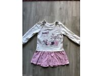 Girls dress 12-18m
