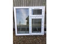 3 Brand new double glazed windows