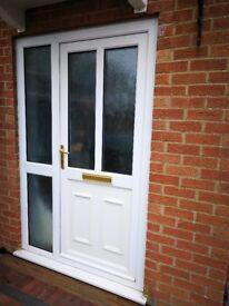 Free door and side panel