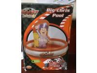 Roary - Big Chris paddling pool age 3+