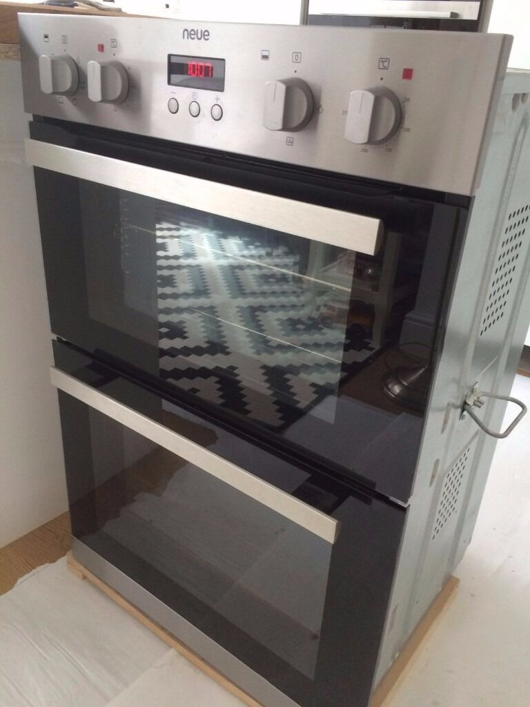 **JAY'S APPLIANCES**NEUE BY ELECTROLUX**ELECTRIC DOUBLE OVEN**VERY GOOD CONDITION**DELIVERY*ONLY £80