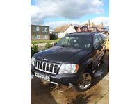 Jeep Grand Cherokee 2.7 CRD Limited 4x4 5dr