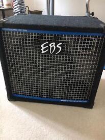 EBS evolution proline 2000 bass cab 1x15