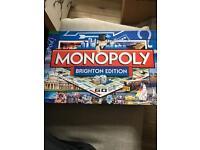 Monopoly Brighton Edition Brand New