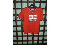 Lambretta T Shirt. New still with labels. Size Small. Colour Red. Style No. LMK 5519.