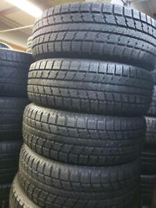 4 winter tires Toyo gsi5  215/65r16