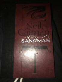 The Sandman Omnibus [Book]