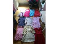 Clothes girls 5-6 years