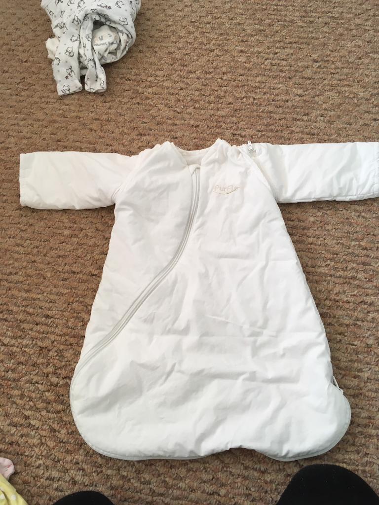 New born sleeping bag