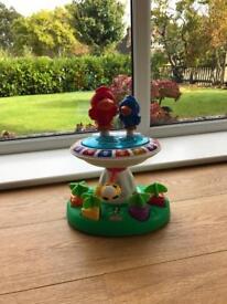 FisherPrice Birdbath Toy