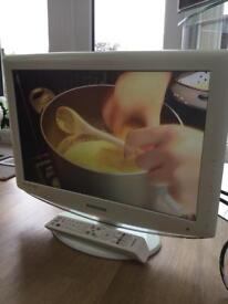 Portable Samsung TV 19inch