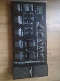 Korg AX3000G Toneworks multi fx pedal