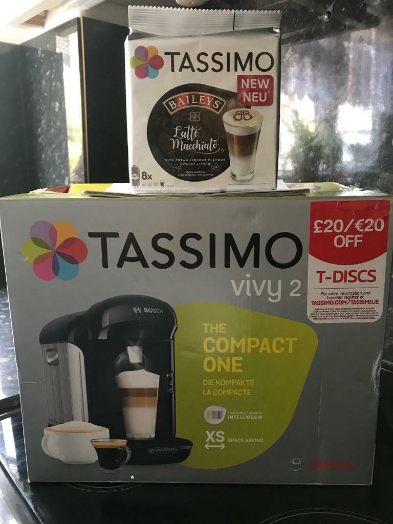 Tassimo Coffee Machine In Bournemouth Dorset Gumtree