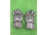 Biker gloves 2 pairs