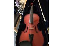 Violin 4/4 student kit