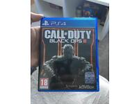 Black ops 3 PS4 - Played once!