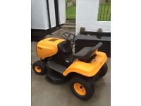 "PARTNER RIDE ON LAWNMOWER 36"" cut NEWCASTLE CO DOWN"