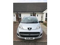 Peugeot, 107, Hatchback, 2011, Manual, 998 (cc), 3 doors