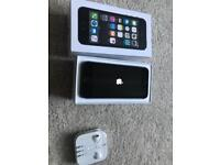 iPhone 5s. 16Gb. Unlocked to any network. Boxed.