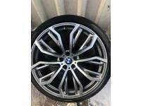 BMW X5 X6 M- PERFORMANCE ALLOYS