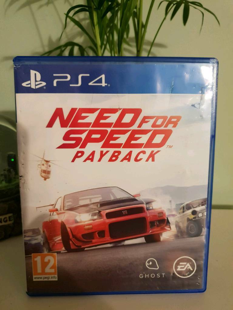 Need For Speed Payback on PS4 | in Hyde, Manchester | Gumtree