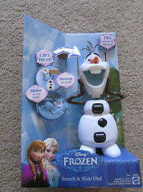 Frozen Stretch and Slide Olaf