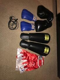 Thai /boxing equipment