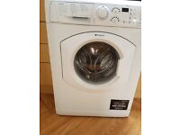 Hotpoint washing machine with 7kg capacity for sale