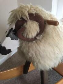 Rocking horse (sheep)