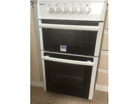 BEKO D533A White Electric Cooker Full working order Very clean