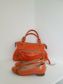 e73c9eb570f RUSSELL   BROMLEY genuine Leather Handbag Original price £275 Selling for  £105