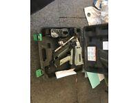 Hitachi Framing nail gun