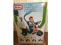 ** Brand New** Little Tikes 4 in 1 Trike