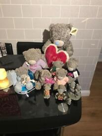 Tatty teddies