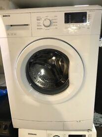 BEKO 6kg Washing machine 1600rpm spin
