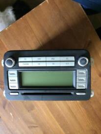 VW stereo