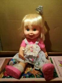 Baby Face Galoob Doll