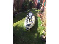10ft sea fishing kayak