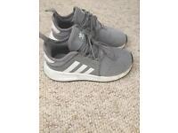 Grey Adidas Trainer size infant 10