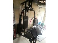 Pro Fitness home multi-gym